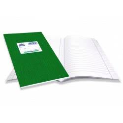 SKAG Τετράδια Super Χρωματιστό 17X25 80Γρ Πράσινο 50Φ 226097 5201303226097