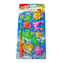 Toys-shop D.I Fishing Set JV016907 5202015169078