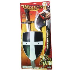 Toys-shop D.I Όπλα Σταυροφόρου Weapon Crusader set JY027050 6990416270507