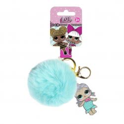 Cerda L.O.L. Surprise Key Chain - Blue 2600000564 8427934287536