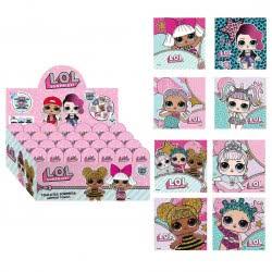 Cerda L.O.L. Surprise Magic Towels - 8 Designs 2200004067 8427934274932