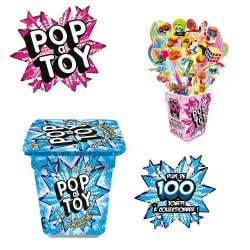 Just toys Pop A Toy Έκπληξη - 2 Χρώματα 6092 3700514302603