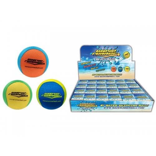 Christakopoulos Waverunner Mega Beach Ball Μπαλάκι 5Εκ - 3 Χρώματα 1948 675220377241