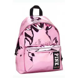 LYC SAC Τσάντα Πλάτης City The Drop Trendy - Pink Mirror 22117 5203592221173