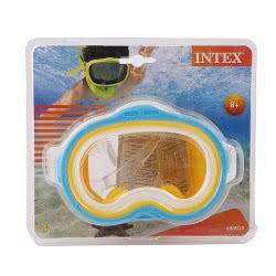 INTEX ΜΑΣΚΑ ΘΑΛΑΣΣΗΣ SEA SCAN 55913 6941057403366