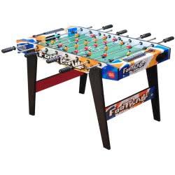 Toys-shop D.I Wooden Table Football European Championship 90X50.5X69 JS060171 6990119601714