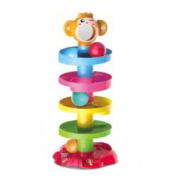 Toys-shop D.I Τσουλήθρα Με Μπαλίτσες Baby Roll Ball Toys JK099190 6990119991907