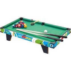 Toys-shop D.I Snooker Table 80X43x18 Cm JS060175 6990119601752