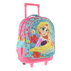 Diakakis imports Primary School Trolley Backbag Pink 34X20x45 Cm 000562316 5205698438226