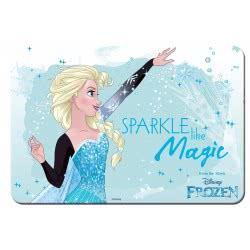 Diakakis imports Disney Frozen Σουπλά Ψυχρά Και Ανάποδα 43X29 Εκ. - Μπλε 000562201 5205698435058