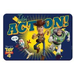 Diakakis imports Toy Story Σουπλά Takin Action 43X29 Εκ. - Μπλε 000562205 5205698435164