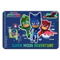Diakakis imports PJ Masks Soupla Super Moon Adventure 43X29 Cm 000484136 5205698434846