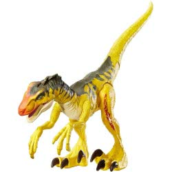 Mattel Jurassic World Basic Dinosaur Figure - Savage Strike Velociraptor GCR54 / GFG66 887961761450