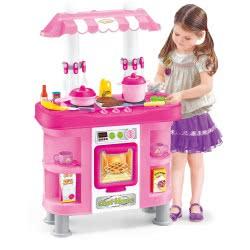 Toys-shop D.I My Luxurious Kitchen Παιδική Κουζίνα Με 25 Αξεσουάρ JU044620 6990119446209