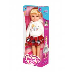 Toys-shop D.I Doll 35Cm With Skirt In Scotish Style JO092381 6990119923816