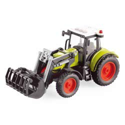 Toys-shop D.I Friction Farm Tractor With Light And Music Scale 1:16 JA086668 6990119866687