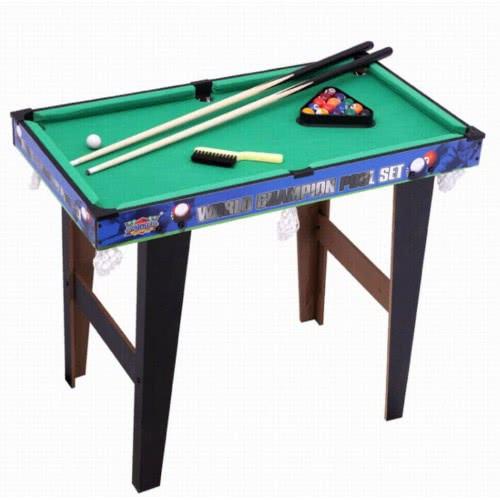 Toys-shop D.I Μπιλιάρδο τραπέζι 90x48x59cm JS060172 6990119601721