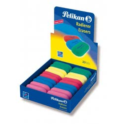 Pelikan Γομολάστιχα Πλαστική Squeezy Sq 20 621037 4012700621030