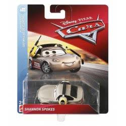 Mattel Disney Pixar Cars 3 Shannon Spokes Αυτοκινητάκι Die-Cast DXV29 / FLM33 887961562019