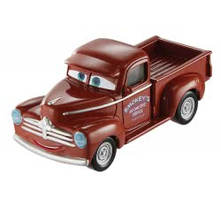 Mattel Disney Pixar Cars 3 Heyday Smokey Αυτοκινητάκι Die-Cast DXV29 / FLM36 887961562040