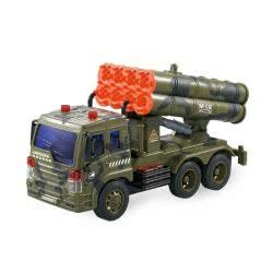 Toys-shop D.I Στρατιωτικό όχημα με πυραύλους MLRS JA086977 6990119869770