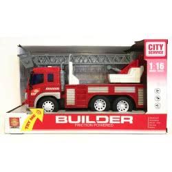Toys-shop D.I Πυροσβεστικό Όχημα JA087040 6990119870400