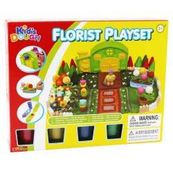 Toys-shop D.I Kid's Dough Florist Playset JK097864 6990119978649