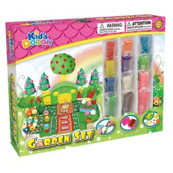 Toys-shop D.I Kid's Dough Garden Set Πλαστοζυμαράκια JK097886 6990119978861
