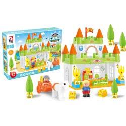Toys-shop D.I Castle Dream Set Blocks 68 Pieces JK104339 6990119043392