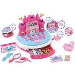 Toys-shop D.I Cash Register With Light And Sounds JU045828 6990119458288