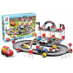 Toys-shop D.I F1 Racing Speed Champion Blocks 87 Pieces JK104338 6990119043385