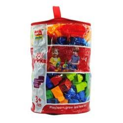 Toys-shop D.I Building Toy Blocks Τουβλάκια Σε Σακούλα 120 Τμχ. JK096316 6990119963164