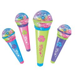 Toys-shop D.I Microphone With Music And Light JM083022 6990119830220