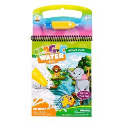 Toys-shop D.I Magic Water Book Animals JK100012 6990119000128