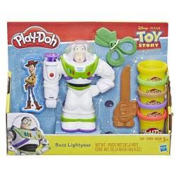 Hasbro Play-Doh Disney Pixar Toy Story Buzz Lightyear E3369 5010993555857