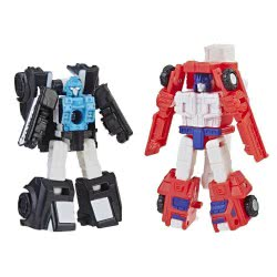 Hasbro Transformers Generations War For Cybertron: Red Heat And Stakeout E3420 / E3562 5010993605118