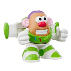 Hasbro Mr. Potato Head Disney Pixar Toy Story 4 Buzz Lightyear Mini Figure E3070 / E3094 5010993548255