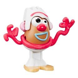 Hasbro Mr. Potato Head Disney Pixar Toy Story 4 Forky Mini Figure E3070 / E3093 5010993548262