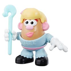Hasbro Mr. Potato Head Disney Pixar Toy Story 4 Bo Peep Mini Figure E3070 / E5322 5010993556755