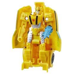 Hasbro Transformers Cyberverse 1 Step Changer Bumblebee E3522 / E3642 5010993585021