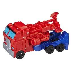 Hasbro Transformers Cyberverse 1 Step Changer Optimus Prime E3522 / E3645 5010993585052