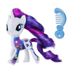 Hasbro My Little Pony: The Movie All About Rarity B8924 / E1631 5010993487974