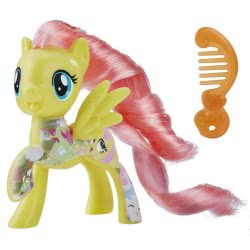 Hasbro My Little Pony: The Movie All About Fluttershy B8924 / E0993 5010993487998