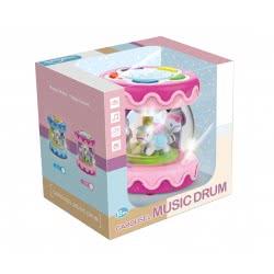 Toys-shop D.I Carousel Music Drum JM082043 6990119820436