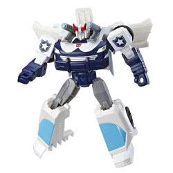 Hasbro Transformers Cyberverse Warrior Class Prowl E1884 / E3636 5010993586813