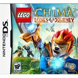 Warner DS LEGO CHIMA LAVAL`S JOURNEY 5051892132268 5051892132268