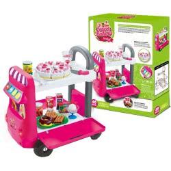 Toys-shop D.I Sweet Bakery Τρόλλεϋ Σερβιρίσματος Με 40 Αξεσουάρ JU042980 6990119429806
