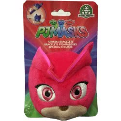 GIOCHI PREZIOSI PJ MASKS Plush Lace - 3 Colors PJM91000 8056379070979