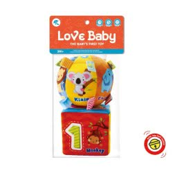 Toys-shop D.I Love Baby First Toys JK097348 6990119973484