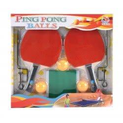 Toys-shop D.I Ping-pong Σετ ρακέτες JS058747 6990119587476